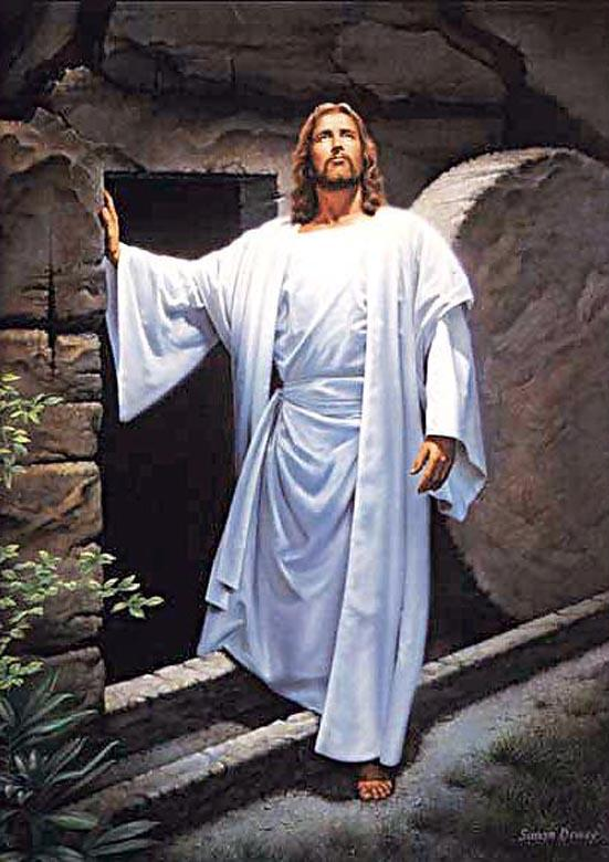 Jesus Christ Risen From the Dead